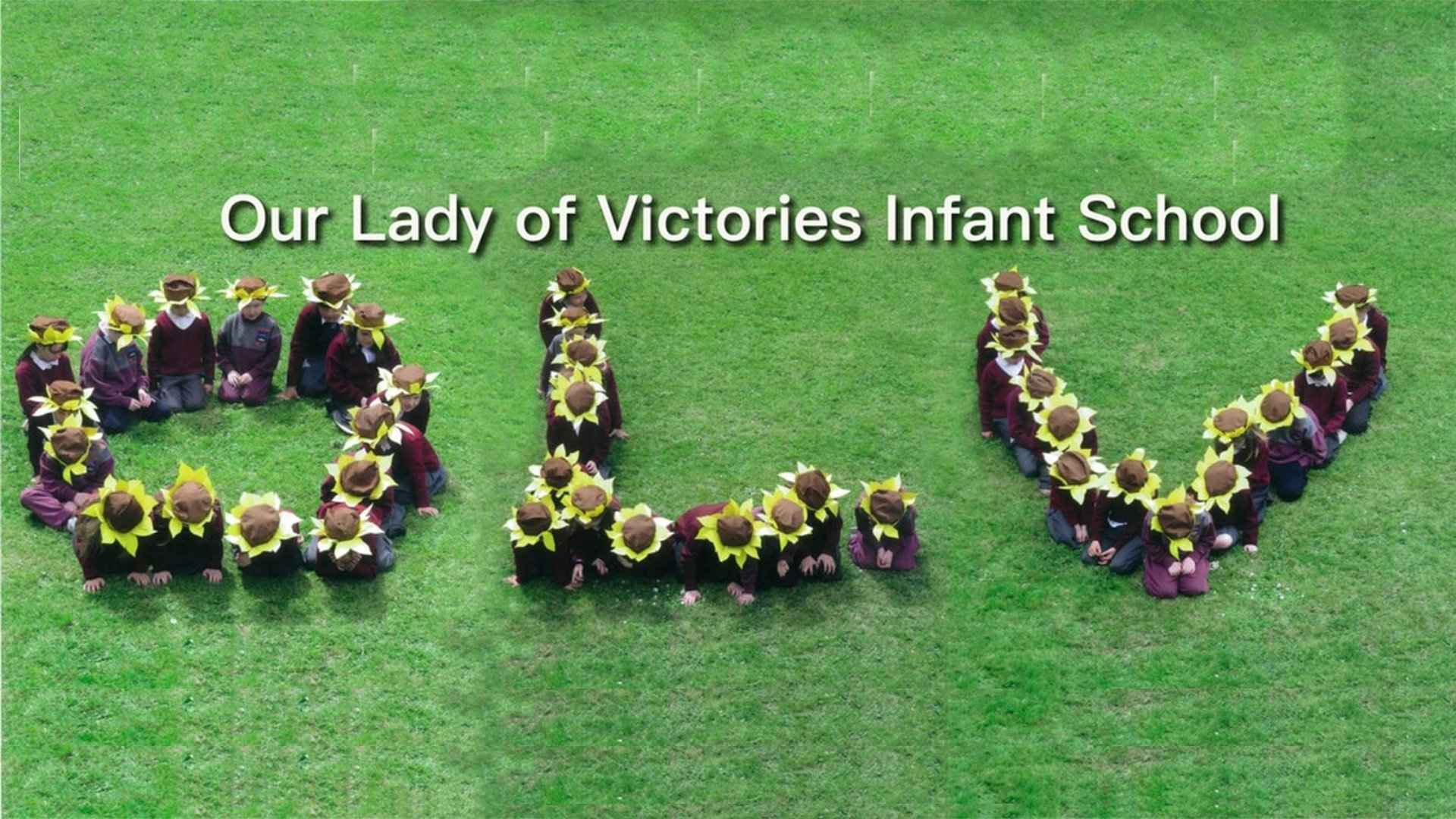 Our Lady of Victories' Infants Enrolment