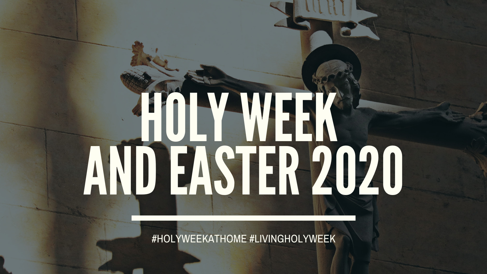 RTÉ broadcasting output of liturgies during Holy Week 2020