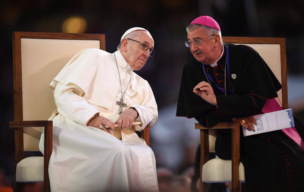 Retirement of Archbishop Diarmuid Martin